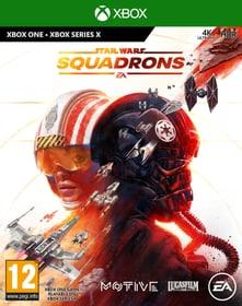 XBOX ONE - Star Wars: Squadrons (D/F/I) Box 785300154278 Photo no. 1