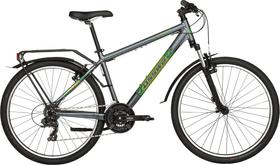 "S1000 26"" Mountainbike Freizeit Crosswave 464822304320 Farbe schwarz Rahmengrösse 43 Bild Nr. 1"
