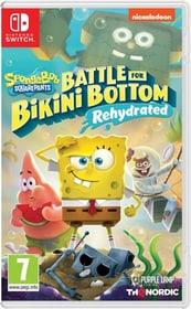 NSW - Spongebob Schwammkopf: Battle for Bikini Bottom - Rehydrated Box 785300152485 Lingua Tedesco Piattaforma Nintendo Switch N. figura 1