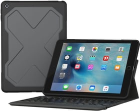"Messenger Rugged für iPad  9.7"" inkl. CH-Layout Zagg 785300137633 Bild Nr. 1"