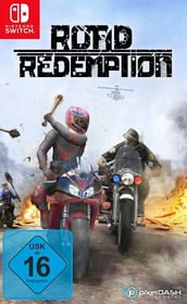 NSW -  Road Redemption D Box Nintendo 785300154622 Photo no. 1