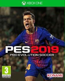 Xbox One - PES 2019 - Pro Evolution Soccer 2019 I Box 785300136801 Photo no. 1