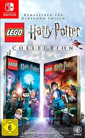 NSW - LEGO Harry Potter Collection (D/F) Box 785300139052 Bild Nr. 1
