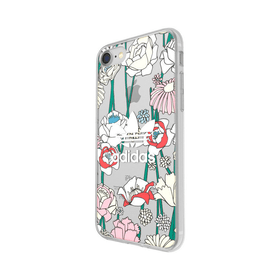Clear case bohemian iPhone 7/8 colorato