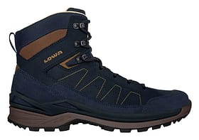 Toro Evo LL Mid Chaussures de randonnée pour homme Lowa 473332246540 Taille 46.5 Couleur bleu Photo no. 1