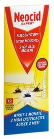 Stop mouches, 12 pièces Lutte contre les insectes Neocid 658423500000 Photo no. 1