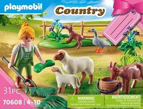 70608 Gift Set Contadina PLAYMOBIL® 748050600000 N. figura 1