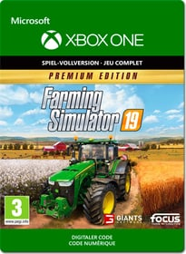 Xbox One - Farming Simulator 19 - Premium Edition Download (ESD) 785300140240 Photo no. 1