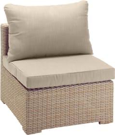 TRINIDAD Lounge Mittelsessel M-Giardino 75317260000016 Bild Nr. 1
