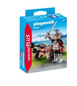 Playmobil Chevalier avec canon 746098300000 Photo no. 1