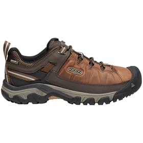 Targhee III WP Chaussures polyvalentes pour homme Keen 461114240578 Couleur rouille Taille 40.5 Photo no. 1