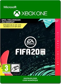 Xbox One - FIFA 20 Ultimate Edition Download (ESD) 785300147130 Bild Nr. 1