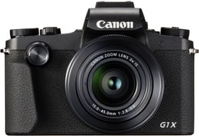 PowerShot G1X Mark III noir Appareil photo compact Canon 785300131922 Photo no. 1