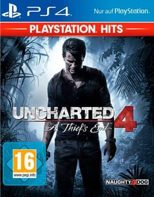 PS4 - PlayStation Hits : Uncharted 4 - A Thief's End F Box 785300141320 N. figura 1
