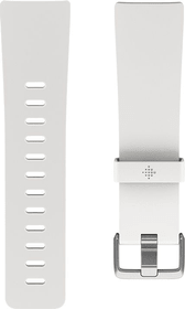 Versa Accessori Cinturino Classic White Large Cinturini Fitbit 785300134745 N. figura 1