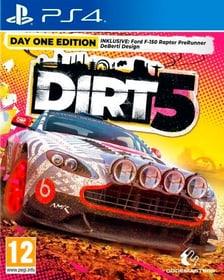 PS4 - DiRT 5 - Launch Edition D Box 785300154032 Plate-forme Sony PlayStation 4 Langue Allemand, Anglais, Français, Italien Photo no. 1