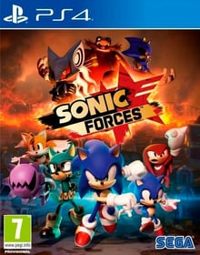 PS4 -Sonic Forces - Day One Edition Box 785300129660 N. figura 1