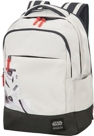 Star Wars Laptop Backpack - Stormtrooper Geometric Box American Tourister 785300131395 Bild Nr. 1