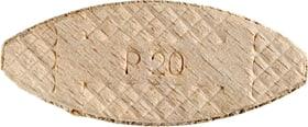 Flachdübel 23 x 4 mm, P 20, 50 Stk. Dübel kwb 616341600000 Bild Nr. 1