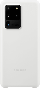 Silicone Cover white Coque Samsung 785300151171 Photo no. 1