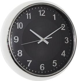 CLASSIC Orologio a parete 440610503020 Colore Nero Dimensioni L: 30.0 cm x P: 5.0 cm x A: 30.0 cm N. figura 1