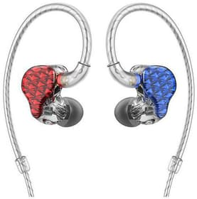 FA7 - Rouge/Bleu Casque In-Ear FiiO 785300144726 Photo no. 1