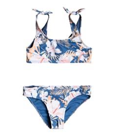 Swim Lovers - Bikini-Set Bikini Roxy 472380110447 Grösse 104 Farbe denim Bild-Nr. 1