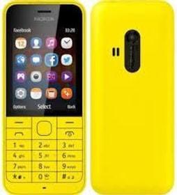 NOKIA 220 Double SIM jaune Nokia 95110018472914 Photo n°. 1