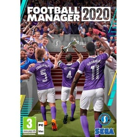 PC - Football Manager 2020 F Box 785300147646 Bild Nr. 1