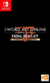 NSW - Sword Art Online: Fatal Bullet Complete Edition Box 785300144144 Photo no. 1
