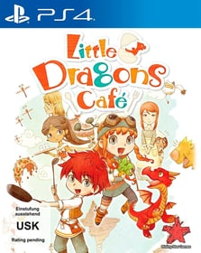 PS4 - Little Dragons Cafe (F) Box 785300137829 Photo no. 1