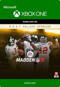 Xbox One - Madden NFL 18: G.O.A.T. Holiday Upgrade Download (ESD) 785300135631 Bild Nr. 1