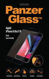 Premium iPhone 6/6s/7s/8 - nero