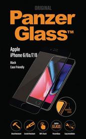 Premium schwarz Displayschutz Panzerglass 785300134548 Bild Nr. 1