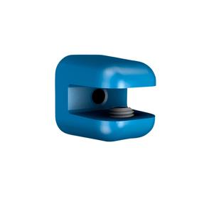 Clip pour étagère plastique