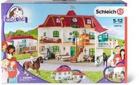Schleich Grosser Pferdehof Spielset Schleich 747461900000 Bild Nr. 1