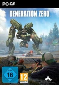 PC - Generation Zero Box 785300141468 Sprache Französisch, Italienisch Plattform PC Bild Nr. 1