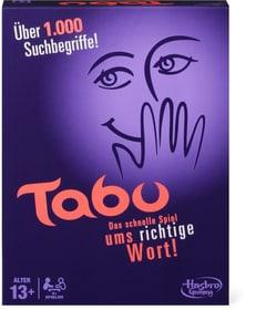Tabu (D) Gesellschaftsspiel Hasbro Gaming 746945590000 Sprache Deutsch Bild Nr. 1