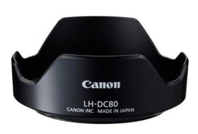 LH-DC80 Pare-soleil Filtre Canon 785300123617 Photo no. 1