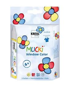 MUCKI Winwod Color, 4er-Set C.Kreul 667255000000 Bild Nr. 1