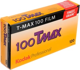 T-MAX 100 TMX 120 5-Pack Kodak 785300134707 Photo no. 1