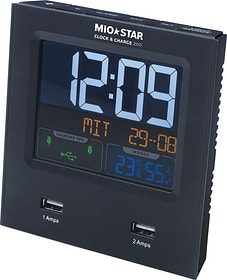 Clock & Charge 200 Sveglia Mio Star 761139800000 N. figura 1