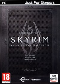 PC - The Elder Scrolls 5 Legendary - Skyrim Box 785300121708 N. figura 1