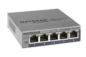 GS105E-200PES 5-Port Smart Managed Plus Gigabit Switch Commutateur Netgear 785300124215 Photo no. 1