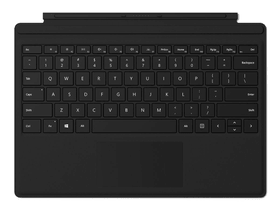 Surface Pro Type Cover Black Microsoft 798414100000 N. figura 1