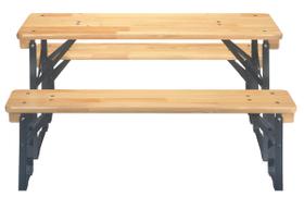 Ensemble table et ba pour enfants, 110 cm