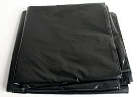 Abdeckplane schwarz 4x5m gefaltet, 75my dick Color Expert 661615400000 Bild Nr. 1