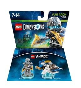 "LEGO Dimensions Fun Pack LEGO Ninjago ""Zane"""