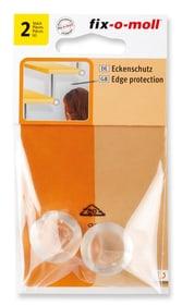 Eckenschutz Ø 26 mm 2 x Eckenschutz Fix-O-Moll 607080600000 Bild Nr. 1