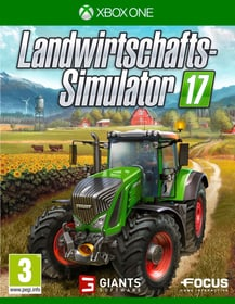 Xbox One - Landwirtschafts-Simulator 17 Box 785300121196 Photo no. 1